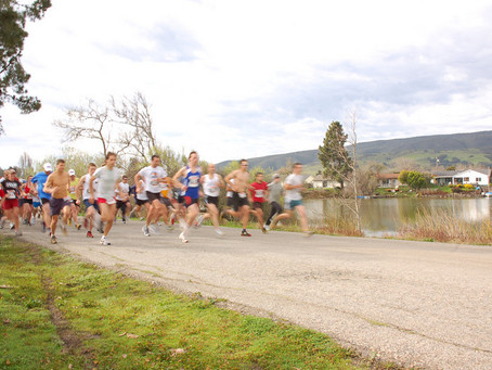 How to Pace A Half Marathon Using Only Your Thoughts and Feelings