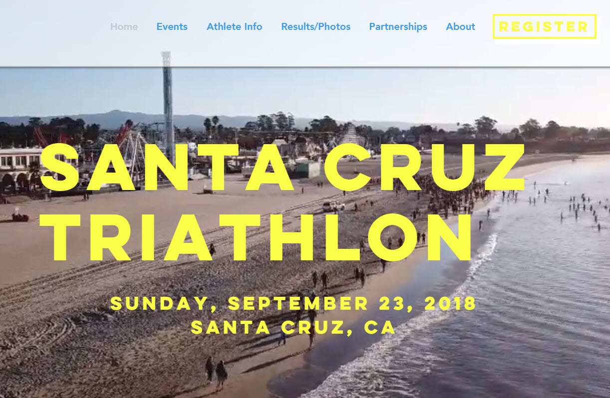 Santa Cruz Triathon