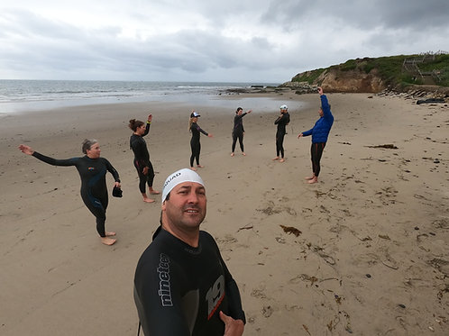 Open Water and Surf Racing Skills Clinic