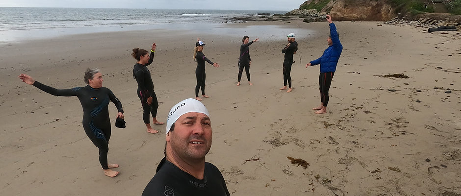 Open Water and Surf Swimming Skills Clinic