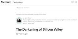 Blogging InDarkTimes.com