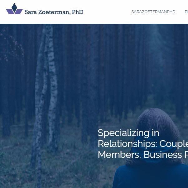 Sara Zoeterman PhD