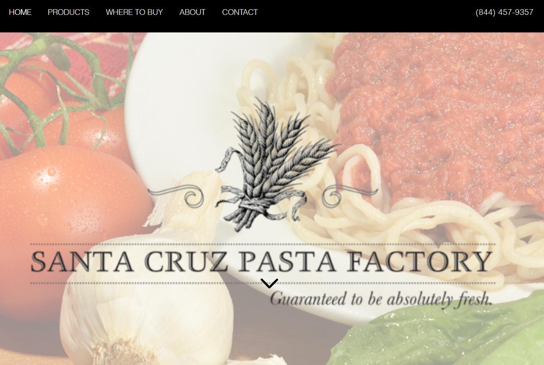 Santa Cruz Pasta
