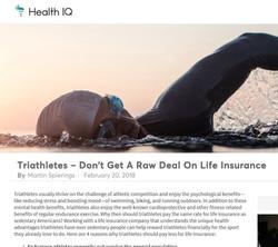 HealthIQ Blogging