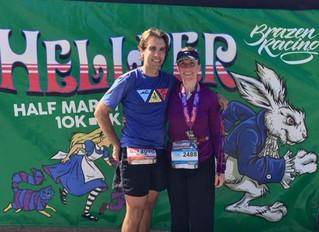 Hellyer Half Marathon Race Report