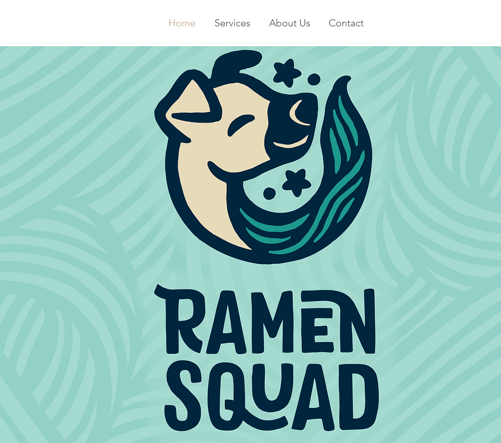 Ramen Squad Dog Services