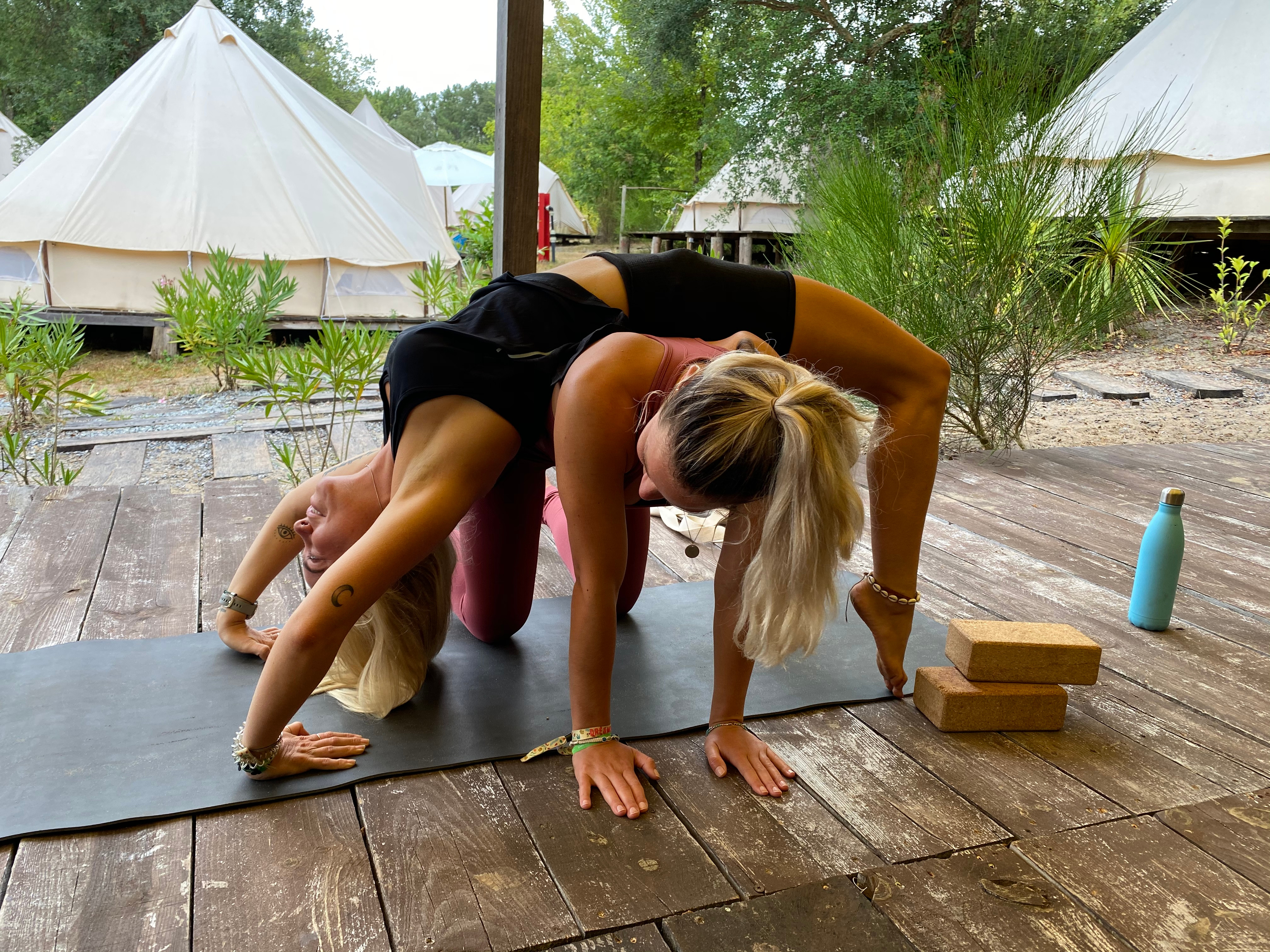 One-to-One Yoga