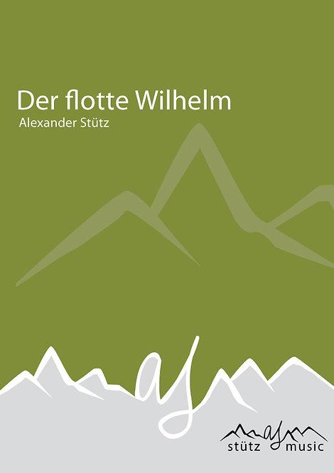 Der flotte Wilhelm (Blechbesetzung)