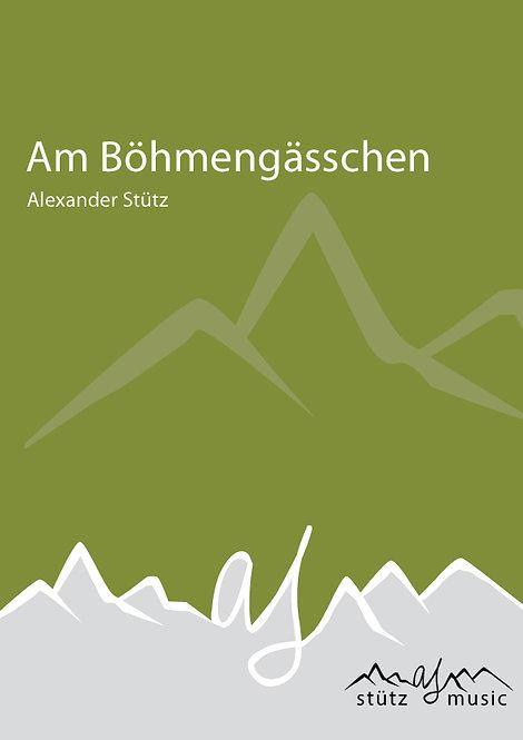 Am Böhmengässchen (Blechbesetzung)