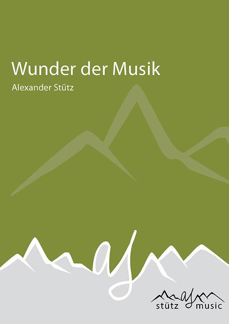 Wunder der Musik (Blechbesetzung)