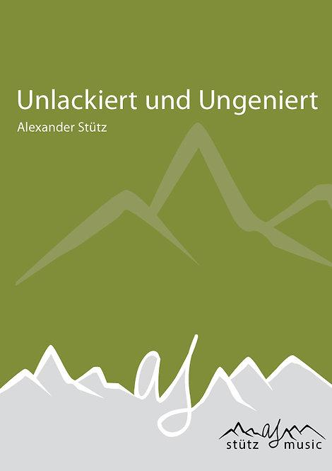 UNLACKIERT & UNGENIERT (Blechbesetzung)