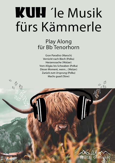 KUH´le Musik für Tenorhorn