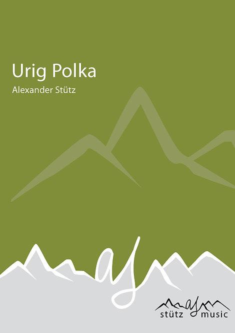 Urig Polka (Blechbesetzung)