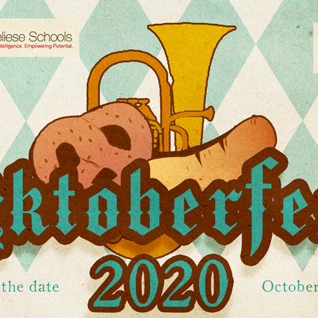 Oktoberfest- Save The Date
