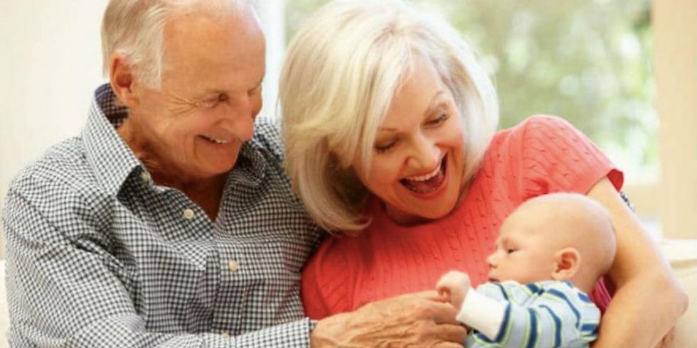 September Grandparents and Family workshop