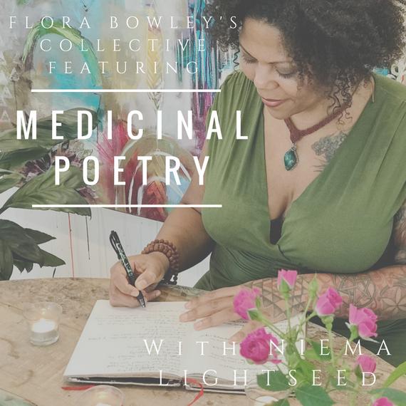 Announcing the Medicinal Poetry E-Course
