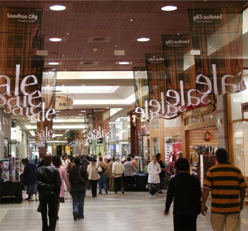 Sandton City Shopping Centre