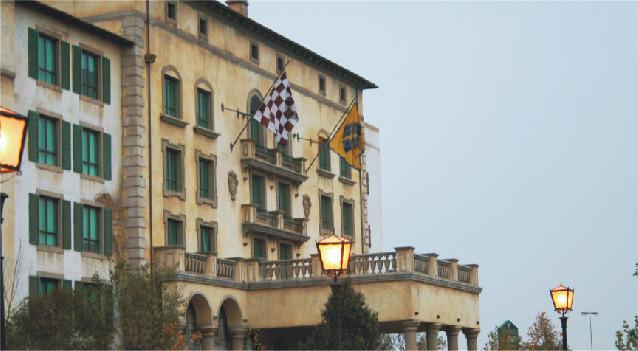 Sun Square Hotel, Monte Casino Complex,