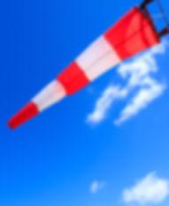 windsock with paraglider.jpg
