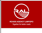 ROADS AGENCY LIMPOPO FLAG CLIENT VISUALS