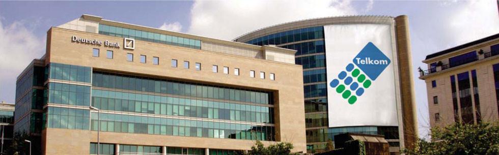 The Johannesburg Securities Exchange Building, Sandton