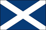 Scotland St Andrews Cross