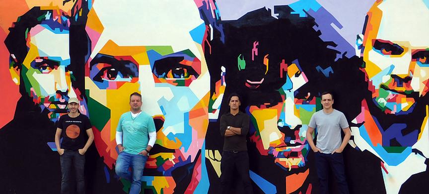 Coldplayers Mural