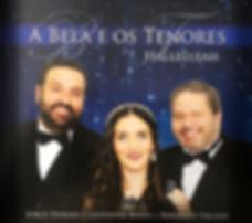 CD A Bela e os Tenores - Alelluijah.jpeg
