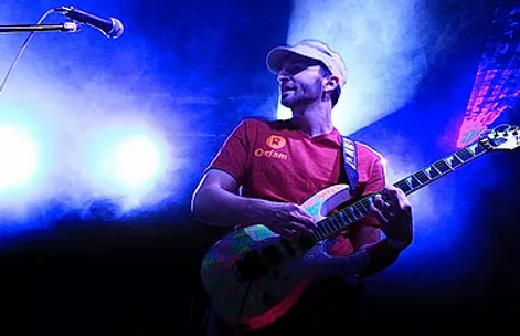 Coldplayers Guitarrista