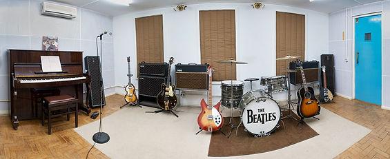 Estudio Beatles Abbey Road
