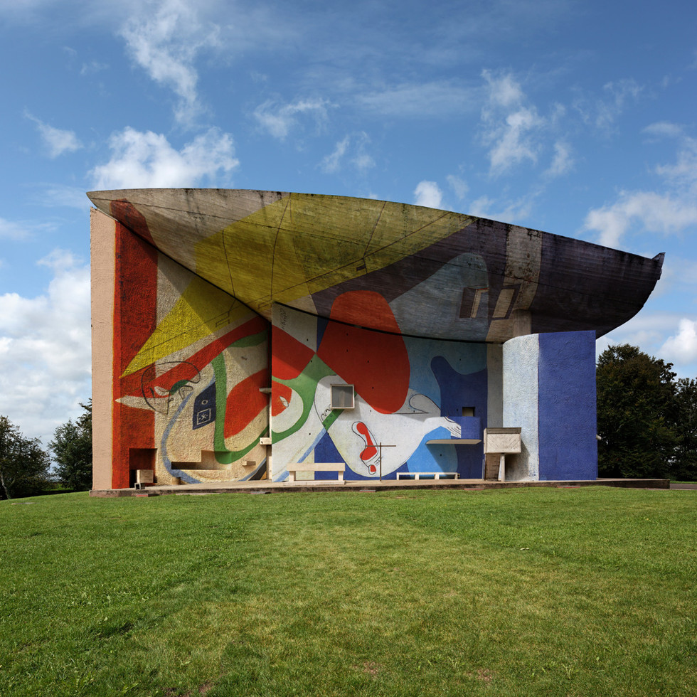 Le Corbusier by himself 2016