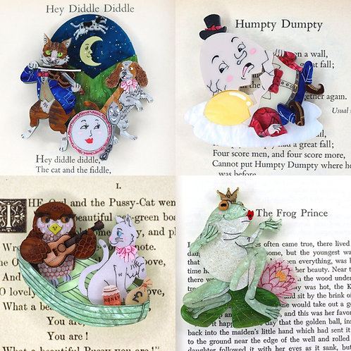 Once Upon a Rhyme Collection Bundle