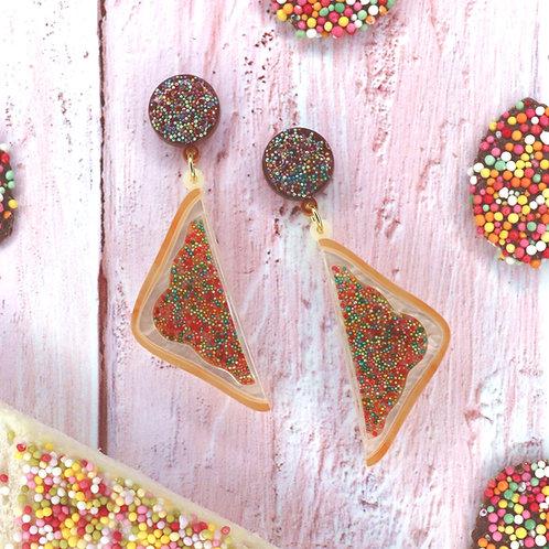 Fairy Bread Earrings