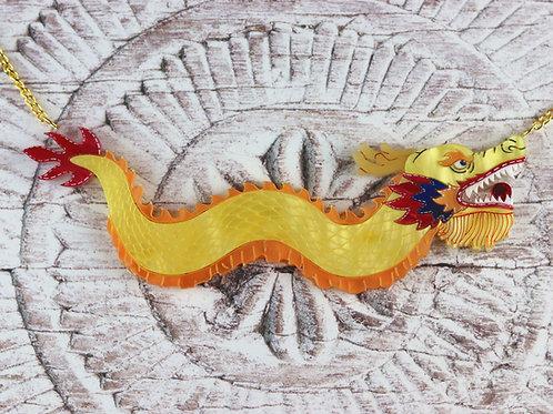 Dragon Dance Necklace
