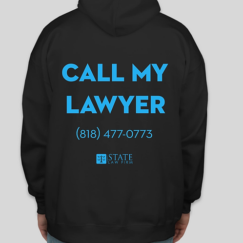 Call My Lawyer- Blue
