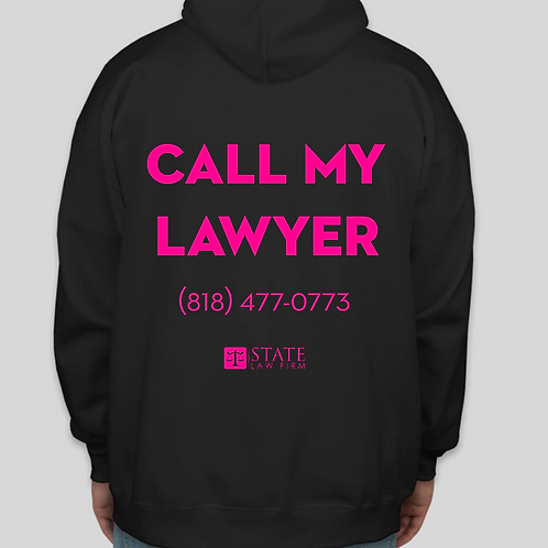 Call My Lawyer- Pink