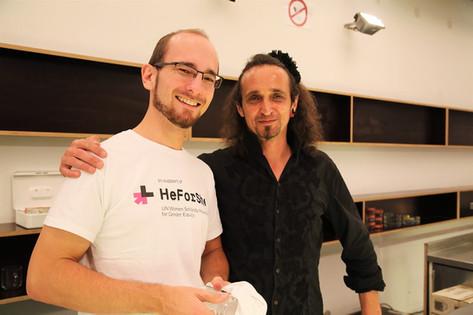 Tag 1: HeForShe Goes Austria