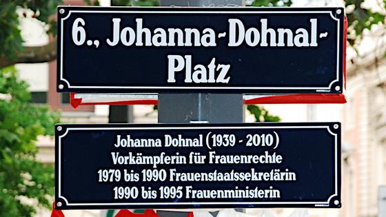 Warum ihr wissen solltet, wer Johanna Dohnal ist