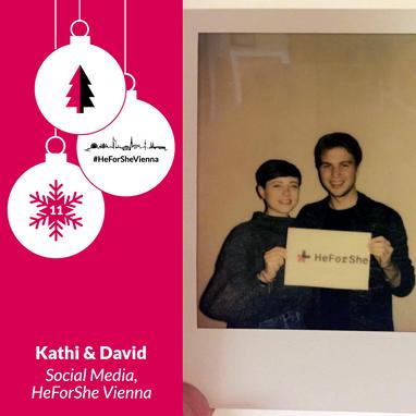 Kathi & David