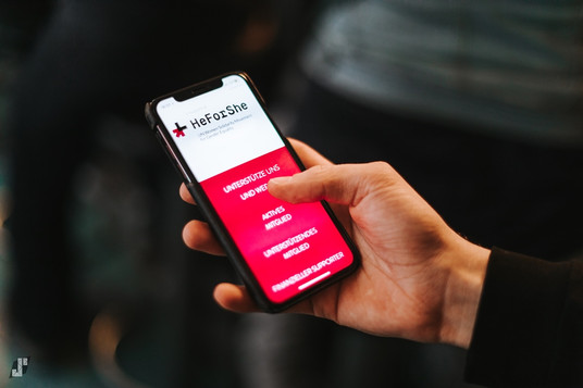 HeForShe Vienna - Online