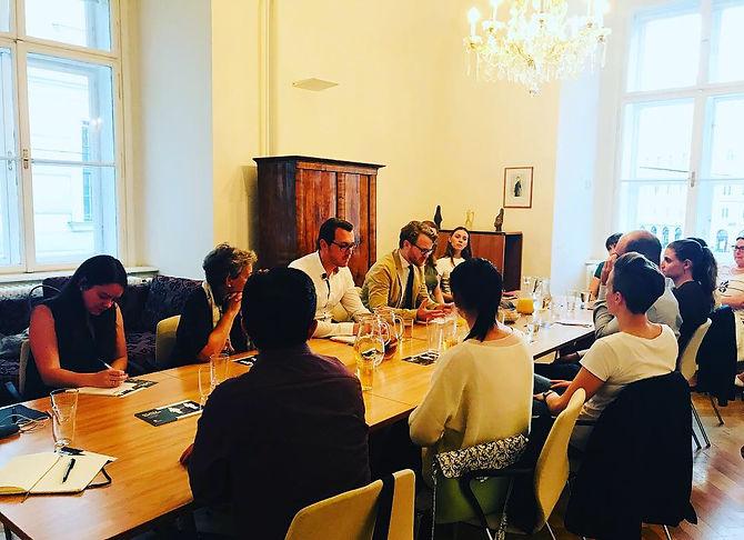 Roundtable HeForShe UN Women Nationalkomitee Östereich