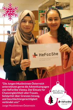 Junge Musliminnen Österreich