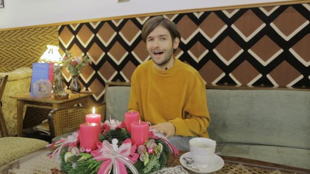 Michael Buchinger - HeForShe Vienna Adventkranz 2019