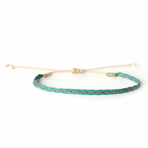 Bracelet finesse verte - Mazonia