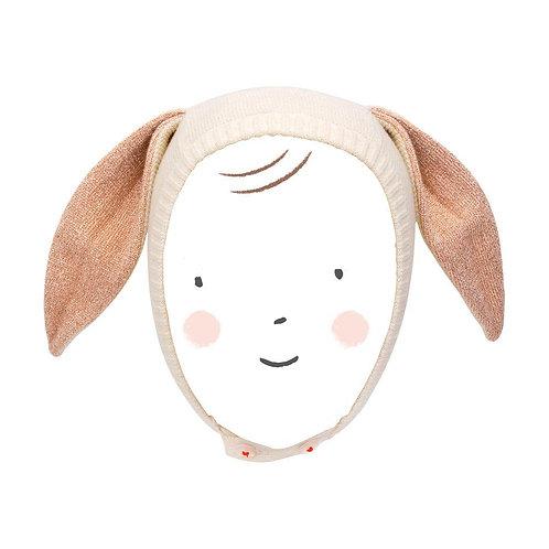 Bonnet lapin bébé - Meri Meri
