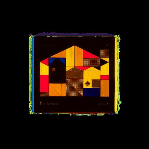 BlockHaus jeu en bois - Miller Goodman