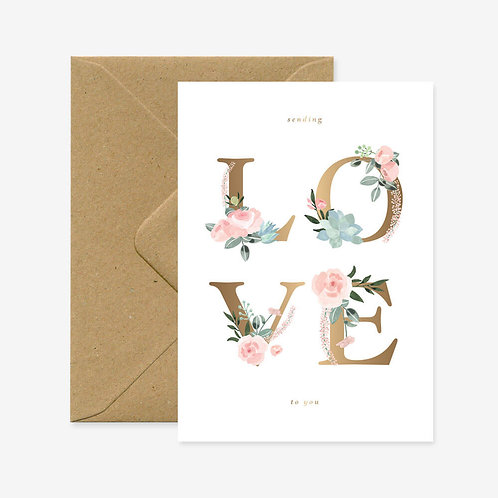 Carte postale love letters - All The Ways To Say