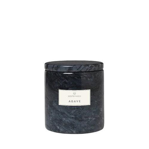 Bougie parfumée marbre AGAVE - Blomus