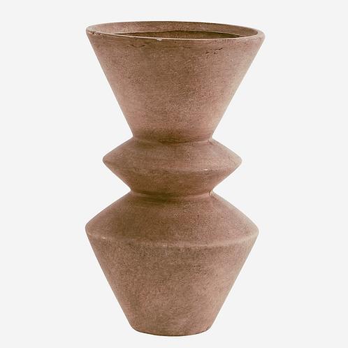 Vase couleur terracotta - Madam Stoltz