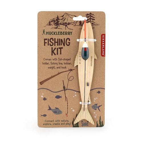 Kit de pêche Huckleberry - Kikkerland